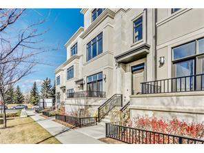 6 Valour Ci Sw, Calgary, Currie Barracks Attached homes
