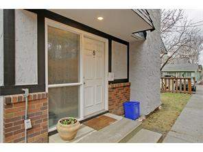 #8 1739 24a ST Sw, Calgary, Attached homes