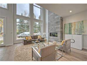 Attached Altadore real estate listing Calgary