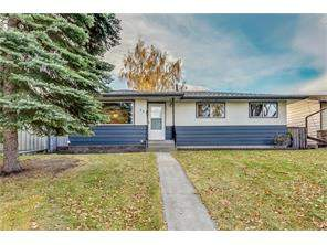 Blackfoot Mobile Park Detached Acadia real estate listing Calgary