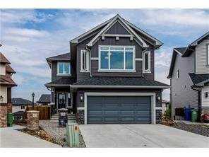 110 Cimarron Springs Ba, Okotoks, Detached homes