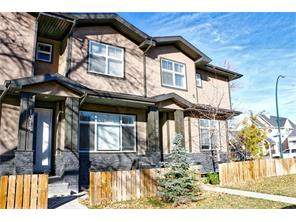 Renfrew Real Estate, Attached home Calgary