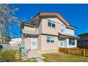 20 Fonda CR Se, Calgary, Attached homes