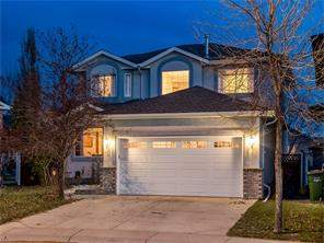 40 Thorndale CL Se, Airdrie, Detached homes