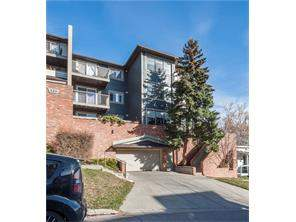 Crescent Heights #109 420 3 AV Ne, Calgary, Crescent Heights Apartment Homes