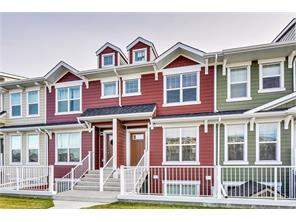 Cranston Calgary Attached Homes for Sale