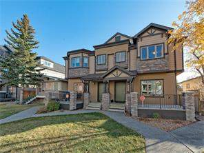 West Hillhurst Attached West Hillhurst Calgary real estate condos for sale