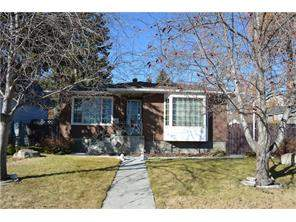 Detached Parkdale Calgary real estate