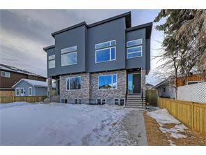 1429 41 ST Sw, Calgary, Attached homes