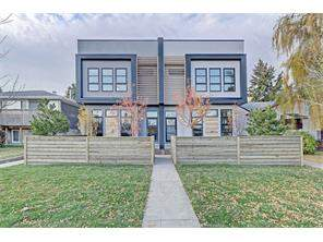 #2 125 24 AV Ne, Calgary, Tuxedo Park Attached homes