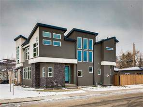 Capitol Hill Homes for sale, Attached Calgary