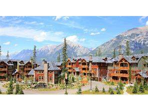 Three Sisters #233 104 Armstrong Pl, Canmore, Three Sisters Apartment