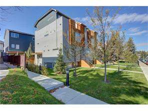 #5 1931 28 ST Sw, Calgary, Alberta, Killarney/Glengarry Attached