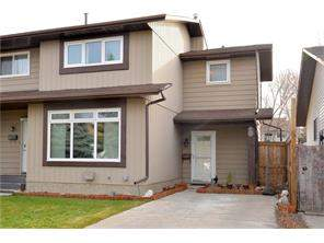 Abbeydale Calgary Attached homes