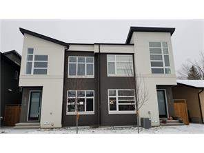 Montgomery Homes for sale, Attached Calgary