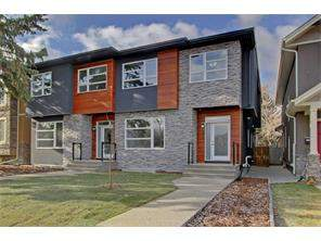 2631 24a ST Sw, Calgary, Attached homes