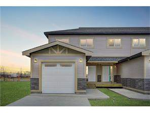 Montrose High River Attached homes Homes for sale
