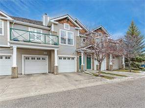 #705 39 Hidden Creek PL Nw, Calgary, Hidden Valley Attached Homes for sale