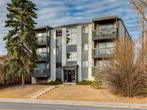 Shaganappi Apartment home in Calgary