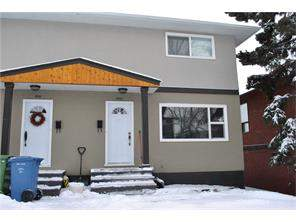 Parkhill Attached home in Calgary
