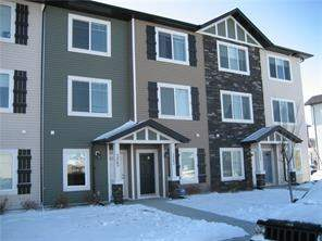 Taradale Calgary Attached homes Listing