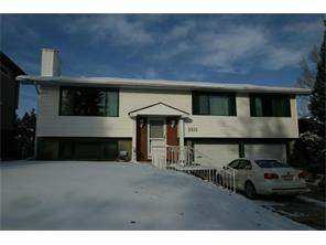 3332 Underhill DR Nw, Calgary, University Heights Detached