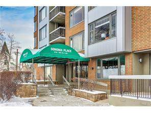 #250 310 8 ST Sw, Calgary, Apartment homes