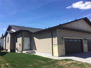 West Terrace Attached home in Cochrane
