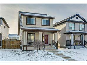 Copperfield Calgary Detached homes