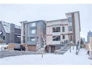 Upper Mount Royal Calgary Detached homes