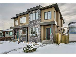 Richmond Calgary Attached Homes for sale