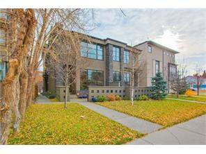 #2 1934 36 ST Sw, Calgary, Attached homes
