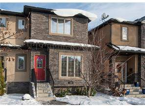 Winston Heights/Mountview Attached home in Calgary