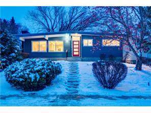 Brentwood Calgary Detached