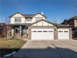 Detached Air Ranch Okotoks real estate
