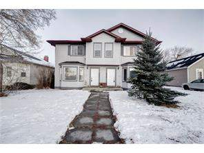 8032 24 ST Se, Calgary, Attached homes