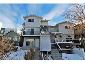 Attached homes for sale in Parkhill Calgary