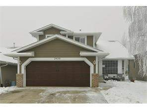 2436 Morris CR Se, Airdrie, Meadowbrook Detached