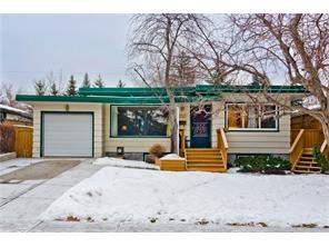 Detached Banff Trail Calgary real estate