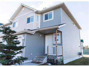 Attached Bayside Airdrie real estate
