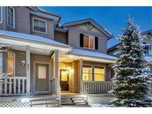 Luxstone Attached home in Airdrie