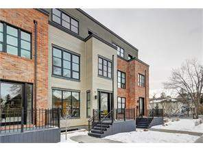 537 23 AV Sw, Calgary, Attached homes
