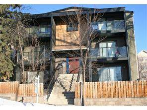 Apartment homes for sale in Crescent Heights Calgary