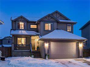 Luxstone Airdrie Detached homes