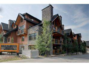 Three Sisters #7304 101g Stewart Creek Ld, Canmore, Apartment homes