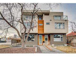 211 8 ST Ne, Calgary, Alberta, Bridgeland/Riverside Attached