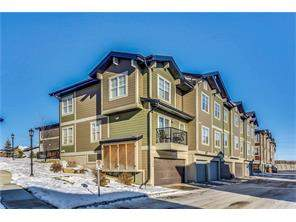 Cranston Cranston Calgary Attached homes