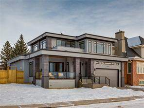 Montgomery Calgary Detached homes
