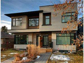 Renfrew Calgary Attached Homes for sale