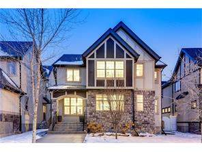 Garrison Green Calgary Detached Homes for sale